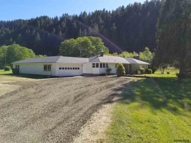 7250 E Alsea Hwy Hwy, Waldport, OR 97390 (MLS #734140) :: Gregory Home Team