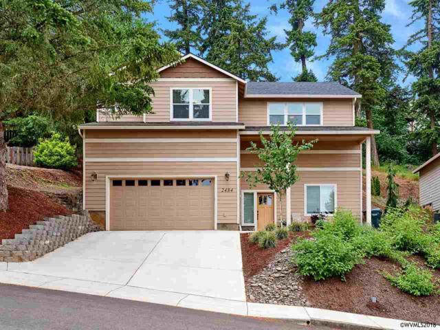 2484 Crestbrook Dr NW, Salem, OR 97304 (MLS #734366) :: HomeSmart Realty Group