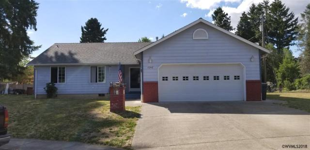 1048 26th Ct, Sweet Home, OR 97386 (MLS #735827) :: HomeSmart Realty Group