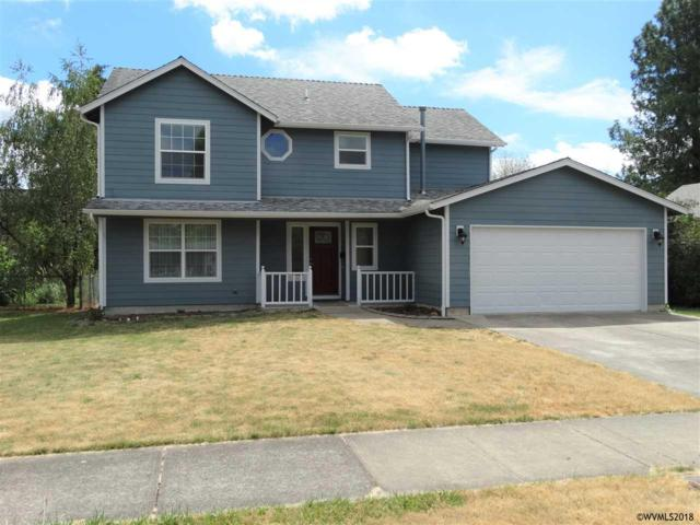 327 Broad St S, Monmouth, OR 97361 (MLS #735989) :: Sue Long Realty Group
