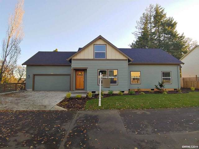 307 NW Pacific Hills Dr, Willamina, OR 97396 (MLS #738768) :: Sue Long Realty Group