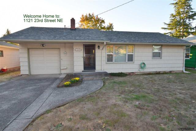 1121 23rd St NE, Salem, OR 97301 (MLS #739716) :: HomeSmart Realty Group