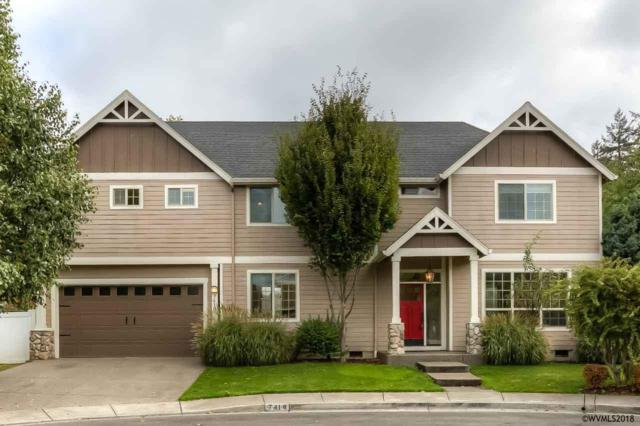 7418 Everwood St NE, Keizer, OR 97303 (MLS #740320) :: HomeSmart Realty Group