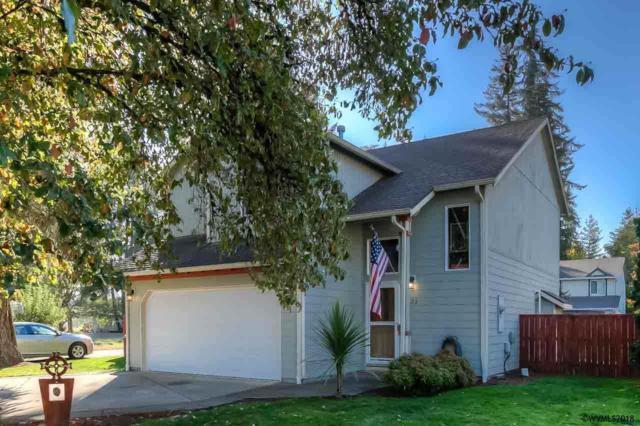 628 W Maple St, Stayton, OR 97383 (MLS #740621) :: Five Doors Network