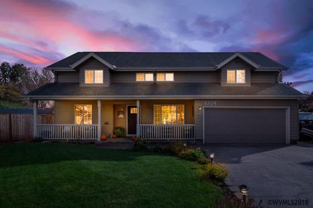 6814 Arborwood Ct NE, Keizer, OR 97303 (MLS #741067) :: HomeSmart Realty Group
