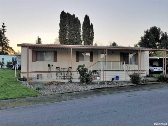 1418 Pine (#18) NE #18, Silverton, OR 97381 (MLS #743645) :: HomeSmart Realty Group