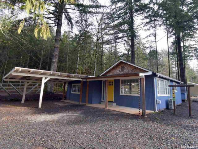11012 Teeters Rd, Lyons, OR 97358 (MLS #744744) :: Song Real Estate