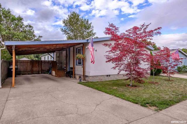 777 College Park (#24) #24, Albany, OR 97322 (MLS #748068) :: The Beem Team - Keller Williams Realty Mid-Willamette