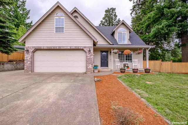 546 Nandina St, Sweet Home, OR 97386 (MLS #749470) :: Gregory Home Team