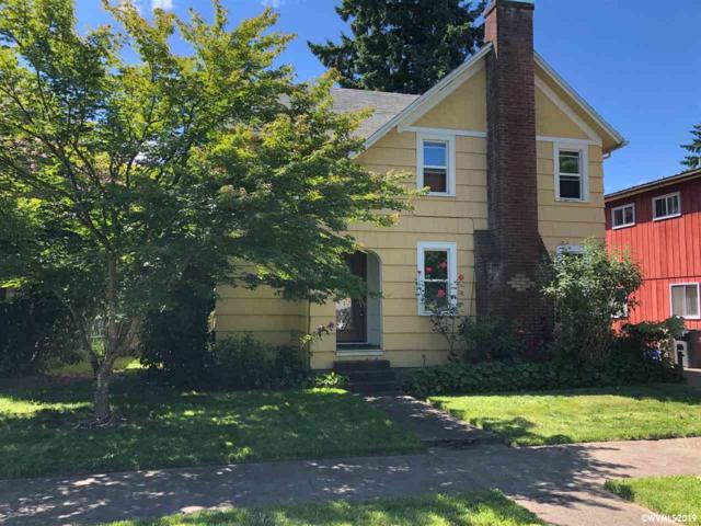 228 NW 9th, Corvallis, OR 97330 (MLS #749704) :: Sue Long Realty Group