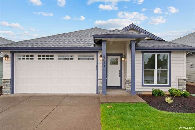 2011 SE Academy St, Dallas, OR 97338 (MLS #751548) :: Sue Long Realty Group
