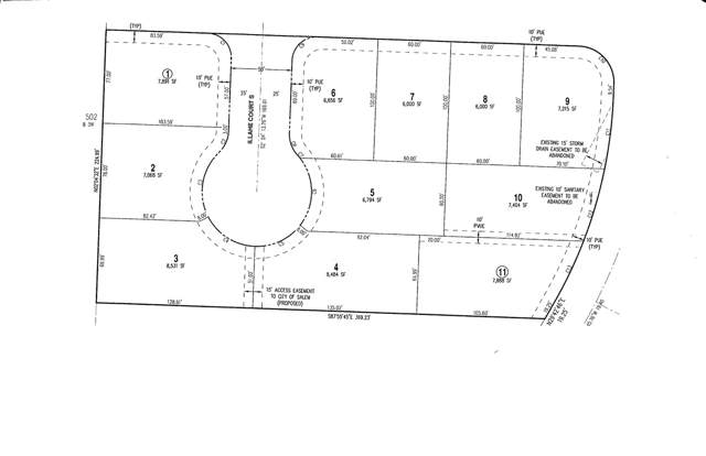3814 Illahe Hill (Lot #9) S, Salem, OR 97302 (MLS #752149) :: Sue Long Realty Group