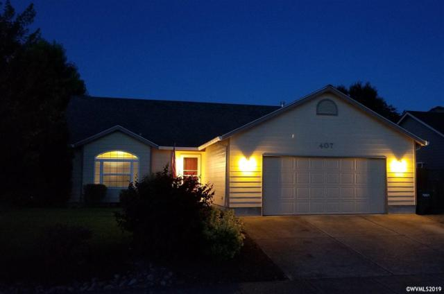 407 Yellowstone Dr S, Monmouth, OR 97361 (MLS #752840) :: Sue Long Realty Group