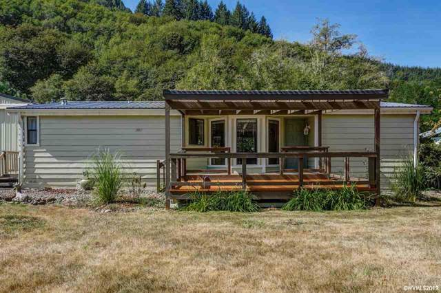 616 E Yates Rd, Alsea, OR 97348 (MLS #754148) :: Gregory Home Team