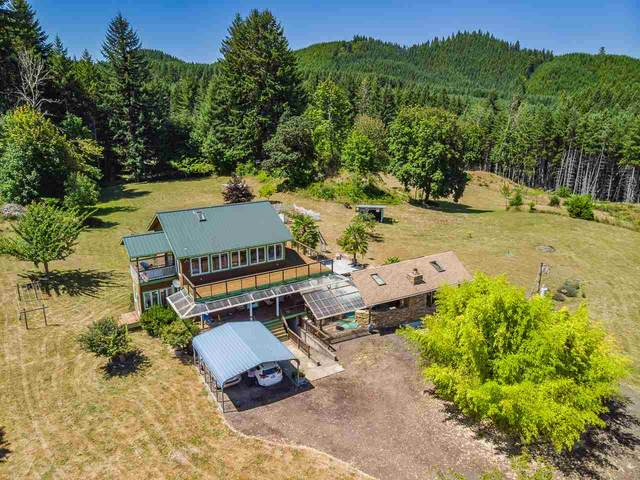 18522 Prairie View Dr, Alsea, OR 97324 (MLS #754261) :: Gregory Home Team