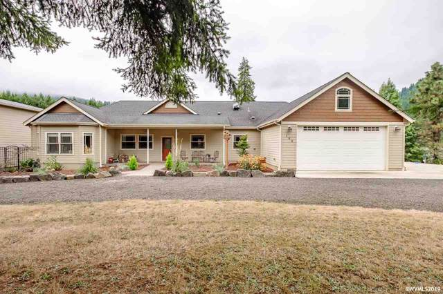 188 E Yates Rd, Alsea, OR 97324 (MLS #754618) :: Gregory Home Team
