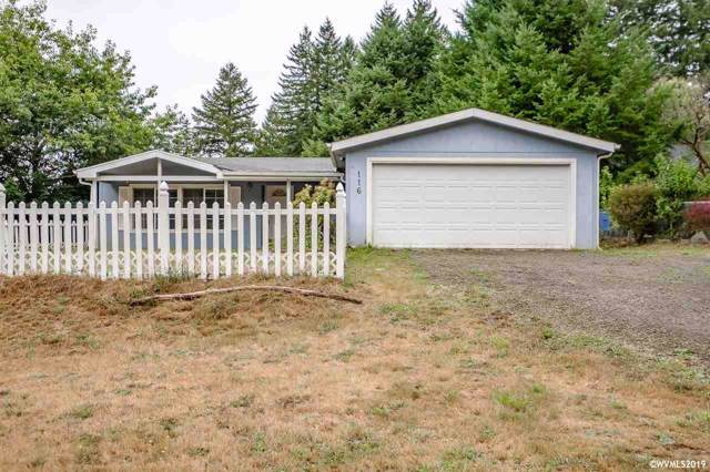 116 E Yates Rd, Alsea, OR 97324 (MLS #754802) :: Gregory Home Team