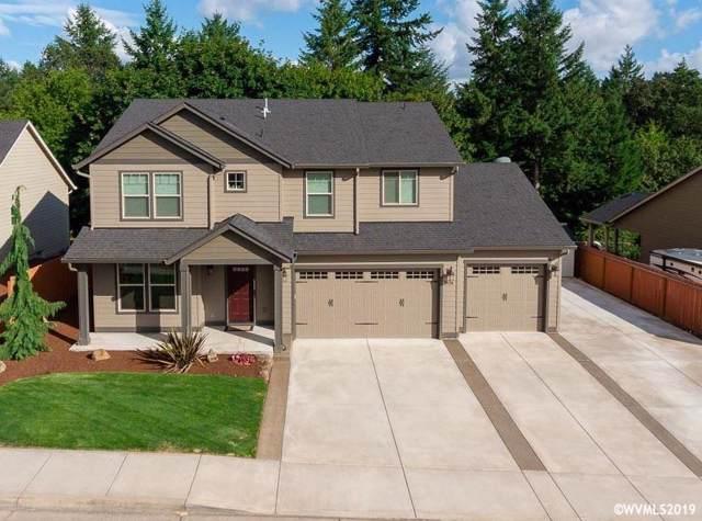5770 Delaney Rd SE, Turner, OR 97392 (MLS #756535) :: Gregory Home Team