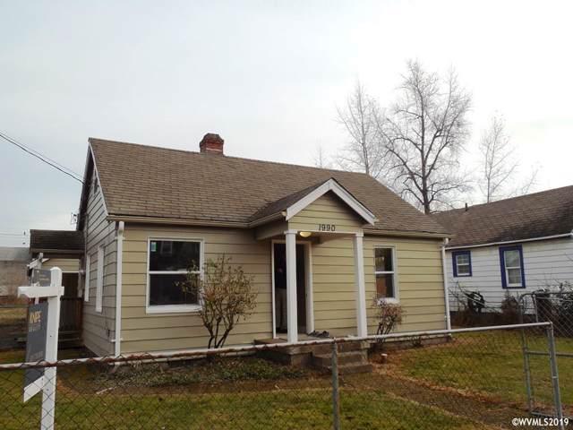1990 Warner St NE, Salem, OR 97301 (MLS #757905) :: Sue Long Realty Group