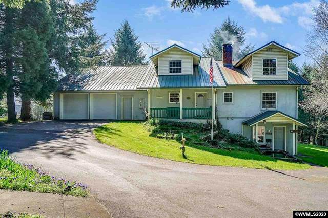 40148 Providence Dr, Scio, OR 97374 (MLS #759284) :: Gregory Home Team