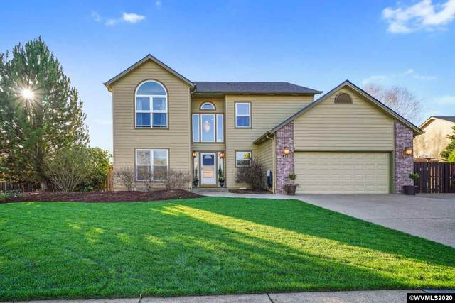 413 NW Heather Av, Sublimity, OR 97385 (MLS #760139) :: Gregory Home Team