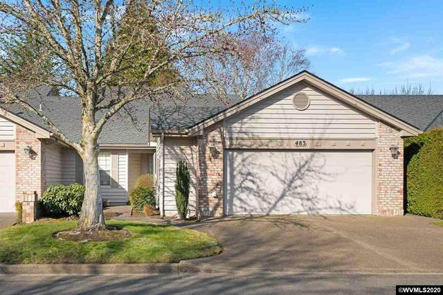 483 Fountain Ct N, Keizer, OR 97303 (MLS #760450) :: The Beem Team - Keller Williams Realty Mid-Willamette