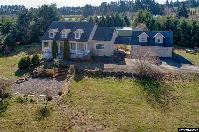9326 SE Eola Hills Rd, Amity, OR 97101 (MLS #760473) :: Hildebrand Real Estate Group