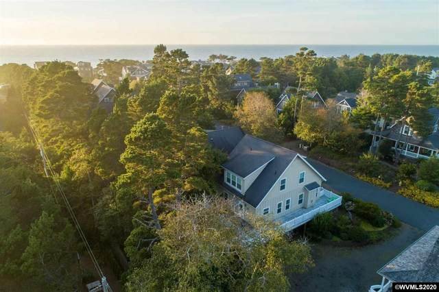 210 Bella Beach Dr, Depoe Bay, OR 97341 (MLS #760834) :: Hildebrand Real Estate Group