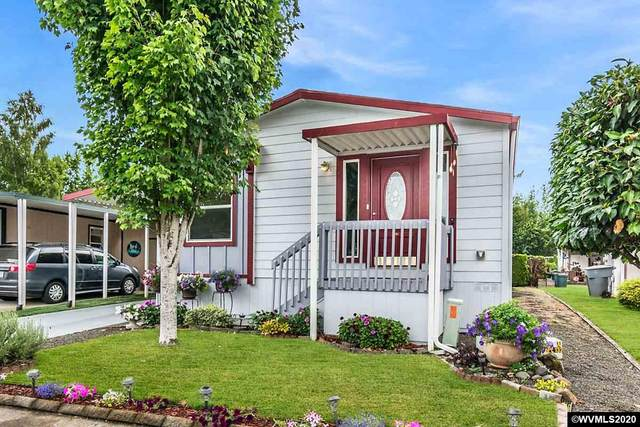 5050 Columbus (#132) SE #132, Albany, OR 97322 (MLS #761083) :: Gregory Home Team