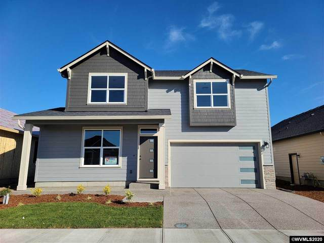 922 Chestnut St, Independence, OR 97351 (MLS #761461) :: Sue Long Realty Group
