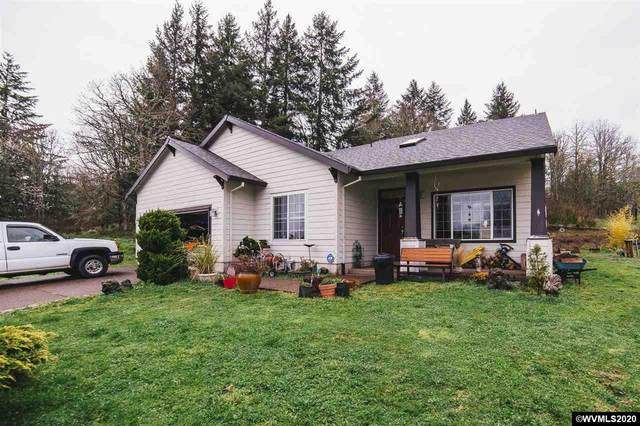 10445 S Comer Creek Dr, Molalla, OR 97038 (MLS #761745) :: Song Real Estate