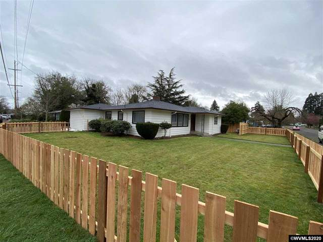 1345 NW 17th St, Corvallis, OR 97330 (MLS #762007) :: Song Real Estate