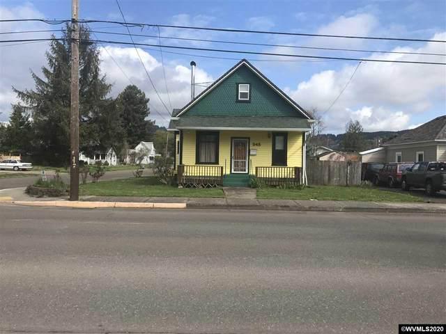 545 W Main St, Sheridan, OR 97378 (MLS #762212) :: Premiere Property Group LLC