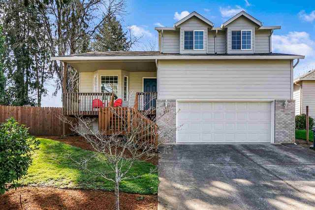 915 Clarmount St NW, Salem, OR 97304 (MLS #762329) :: Gregory Home Team