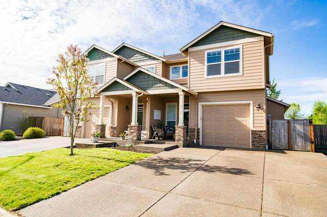 9742 Willamette (-9746), Aumsville, OR 97325 (MLS #762963) :: Gregory Home Team