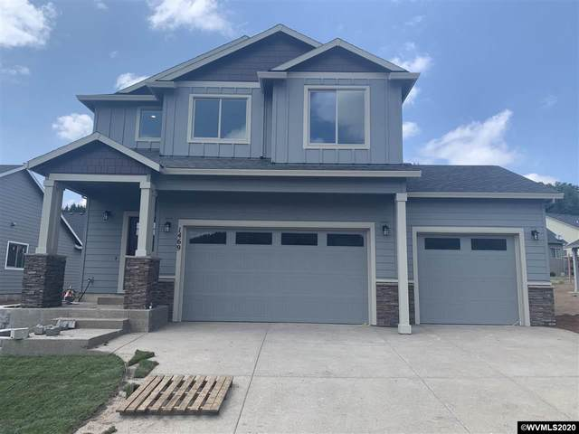 1469 Meadow Ave, Silverton, OR 97381 (MLS #763005) :: Sue Long Realty Group