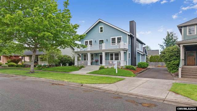 1330 Gwinn St E, Monmouth, OR 97361 (MLS #763698) :: Sue Long Realty Group