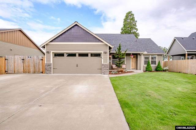 3478 Oak Grove Wy NW, Albany, OR 97321 (MLS #763870) :: Sue Long Realty Group