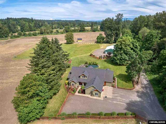 25604 S Molalla Forest Rd, Canby, OR 97013 (MLS #764395) :: Hildebrand Real Estate Group