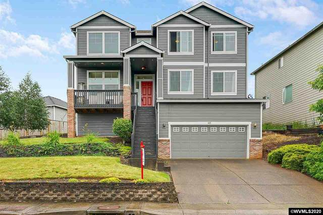 403 Golden Eagle St NW, Salem, OR 97304 (MLS #764531) :: Kish Realty Group