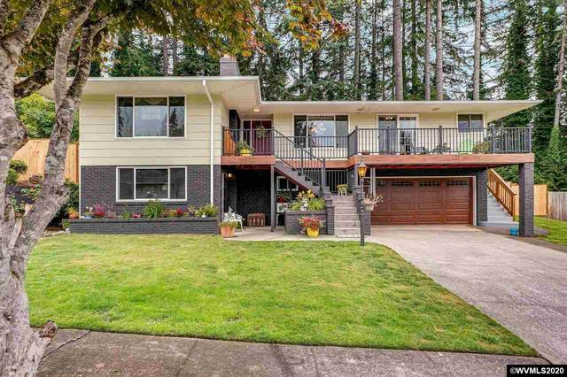 350 Strawberry Lp, Sweet Home, OR 97386 (MLS #764716) :: Coho Realty