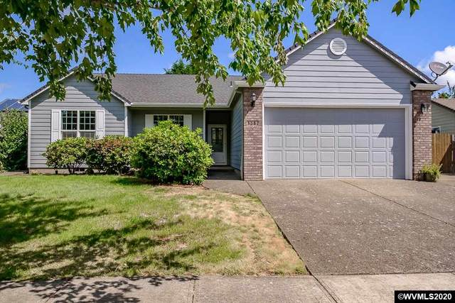 1587 Cougar Ct SW, Albany, OR 97321 (MLS #764772) :: Gregory Home Team