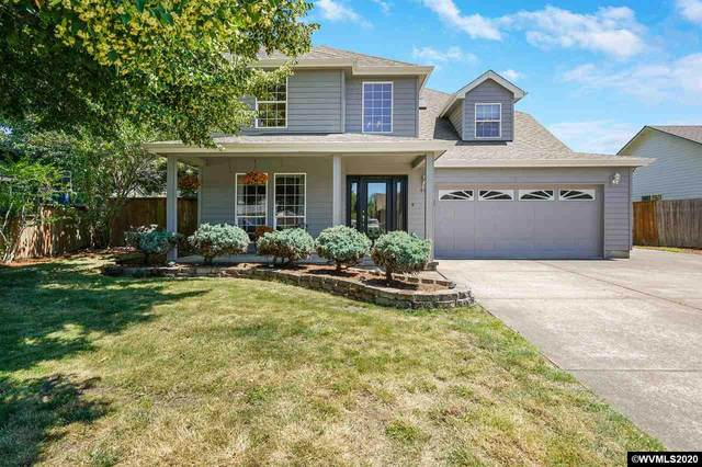 461 Edwards Rd S, Monmouth, OR 97361 (MLS #764830) :: Sue Long Realty Group