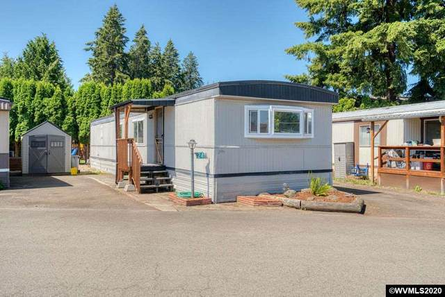 620 SE 2nd (#24) #24, Canby, OR 97013 (MLS #765358) :: Sue Long Realty Group