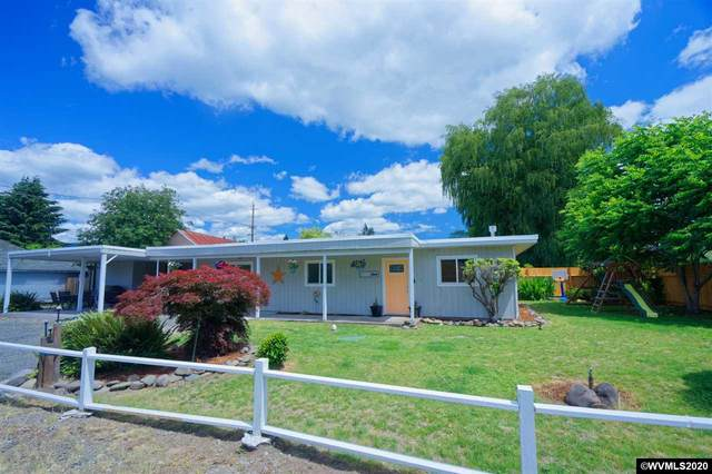 172 8th St, Lyons, OR 97358 (MLS #765434) :: Sue Long Realty Group