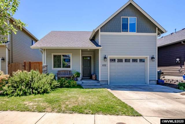832 Hickory St NW, Albany, OR 97321 (MLS #765804) :: Change Realty
