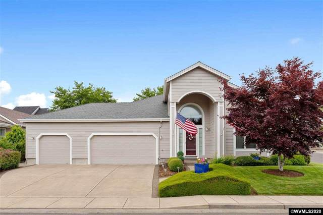 3205 NW Huckleberry Pl, Corvallis, OR 97330 (MLS #765866) :: Coho Realty