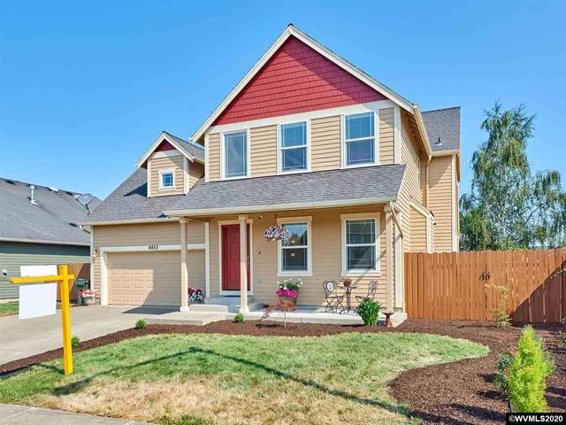 9853 Antelope St, Aumsville, OR 97325 (MLS #766528) :: Gregory Home Team
