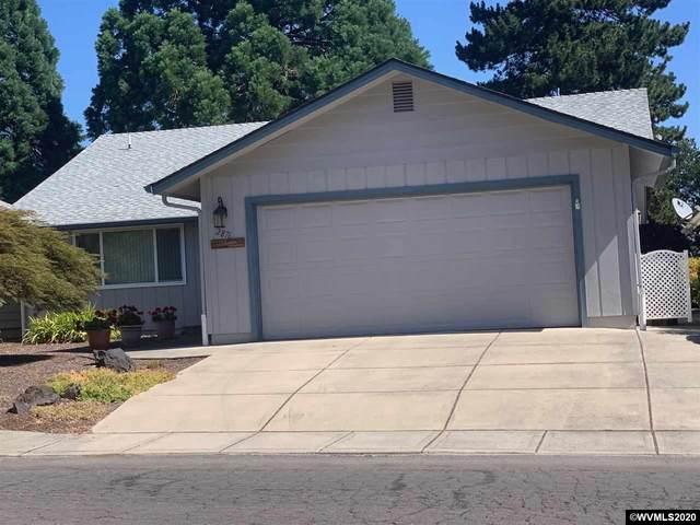 2876 Twin Oak Pl NW, Salem, OR 97304 (MLS #767548) :: Change Realty
