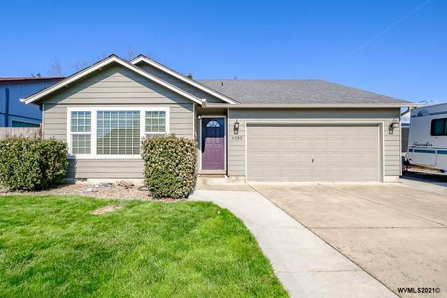 4580 Airport Ln, Sweet Home, OR 97386 (MLS #768128) :: Kish Realty Group